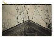 Into The Dark Past Carry-all Pouch by Trish Mistric