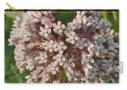 Into The Heart Of A Milkweed Flower Carry-all Pouch