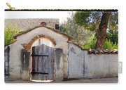 Into The Light, Mission San Miguel Archangel, California Carry-all Pouch
