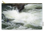 Into The Rapids Carry-all Pouch