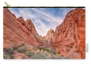 Into Valley Of Fire Carry-all Pouch