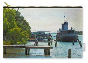 Intracoastal Ship Carry-all Pouch