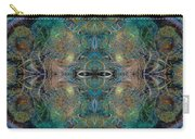Intrigue Of Mystery Four Of Four Carry-all Pouch by Betsy Knapp