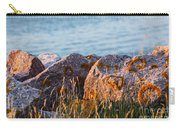 Inverness Beach Rocks  Carry-all Pouch