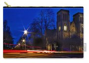 Inverness Cathedral At Night Carry-all Pouch