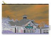 Invert Of The Apple Barn's Christmas Shop In Pigeon Forge Tennessee Carry-all Pouch