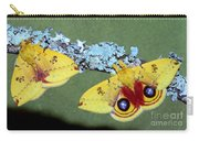Io Moth Automeris Io Adult Males Carry-all Pouch