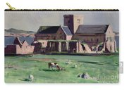 Iona Abbey From The Northwest Carry-all Pouch