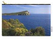 Ionian Sea Coast Albania Carry-all Pouch