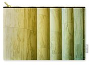 Ionic Architectural Columns Details Carry-all Pouch