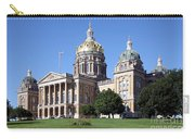 Iowa State Capitol Des Moines Carry-all Pouch