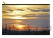Iowa Sunrise Panorama Carry-all Pouch