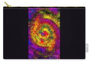 Iphone Cases Artistic Designer Covers For Your Cell And Mobile Phones Carole Spandau Cbs Art 143 Carry-all Pouch by Carole Spandau