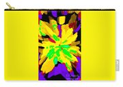 Iphone Cases Colorful Flowers Abstract Roses Gardenias Tiger Lily Florals Carole Spandau Cbs Art 182 Carry-all Pouch