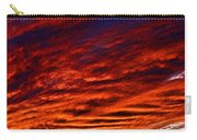 iPhone Southwestern Skies Carry-all Pouch