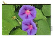 Ipomea Acuminata Morning Glory Carry-all Pouch