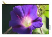 Ipomoea Nil Carry-all Pouch