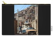 Iran Kandovan Cars And Wires Carry-all Pouch