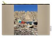 Iran Kandovan Stone Village Laundry Carry-all Pouch