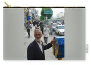 Iran Street Of Mashad Carry-all Pouch