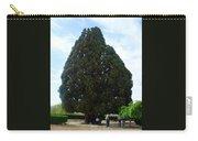 Iran Yazd Cedar Tree Carry-all Pouch