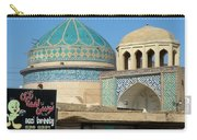 Iran Yazd Old And New Carry-all Pouch