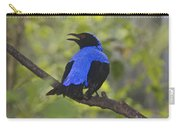 Irena Puella Asian Fairy Bluebird Carry-all Pouch