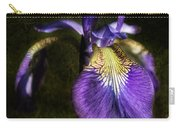 Iris Baroque Carry-all Pouch