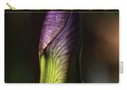 Iris Bud Carry-all Pouch