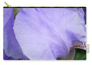 Iris Close Up 2 Carry-all Pouch