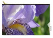 Iris Close Up 4 Carry-all Pouch