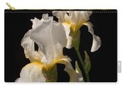 Iris Cream Carry-all Pouch