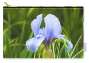 Pale Purple Iris - Impressions Of Spring Carry-all Pouch