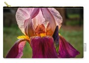 Iris In The Spotlight Carry-all Pouch