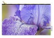 Iris Purple Pepper Carry-all Pouch