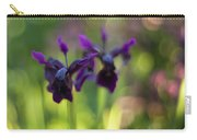 Irises Depth Carry-all Pouch