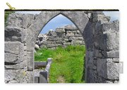 Irish Church Ruins Carry-all Pouch