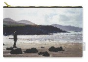Irish Coast Pastel Chalk Carry-all Pouch