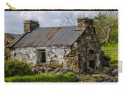 Irish Cottage Ruins Carry-all Pouch
