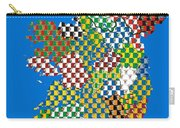 Irish County Gaa Flags Carry-all Pouch