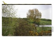 Irish Landscape In Spring Carry-all Pouch