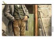 Irish Peasant Farmer Carry-all Pouch