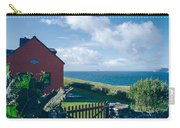Irish School House Carry-all Pouch by David Lange