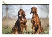 Irish Setters Carry-all Pouch