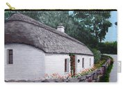 Irish Thatched Cottage Carry-all Pouch