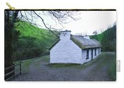 Irish Thatched Roof Cottage Carry-all Pouch