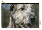 Irish Wolfhound Carry-all Pouch