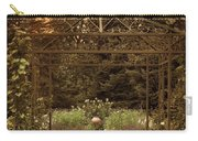 Iron Entrance Carry-all Pouch by Jessica Jenney