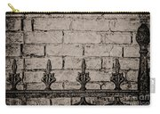 Iron Fence - New Orleans Carry-all Pouch