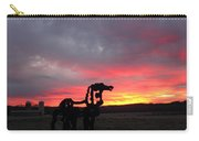 Iron Horse Waiting Carry-all Pouch